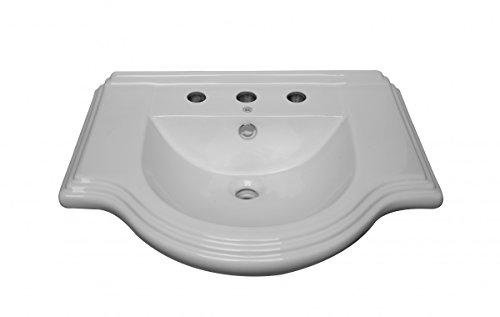 Large Bathroom Console Sink 8