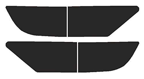 Precut Vinyl Tint Overlay Kit for 2014-2018 Dodge Durango Inner Taillights Dodge Durango Vinyl