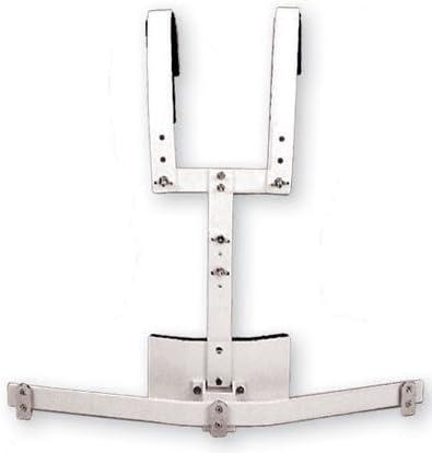 Ortola 1485 Hommera, aluminium, 3-teilig, weiß