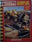 Tonka Coloring and Activity Books, unknown, 0766608158