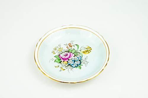 China Paragon Bone (Vintage saucer made by Paragon England ware fine royal bone china porcelain)