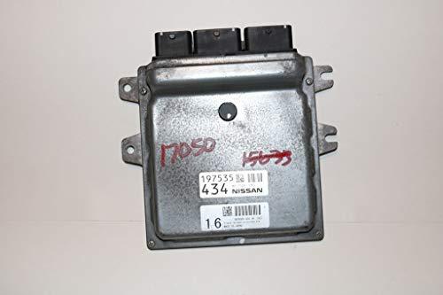 12-12 Nissan Quest 3.5L MEC126-130 Engine Computer ECM Warranty -