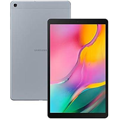 Samsung Galaxy Tab 10 1-Inch Wi-Fi Silver  UK Version