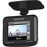 Kenwood DRV-320 2.1 MP 1080p Dashboard Camera (Black)