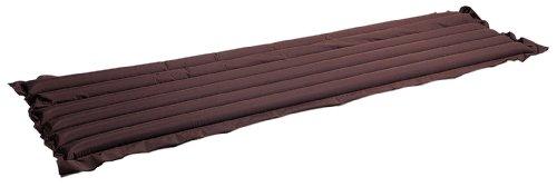 Stansport Backpacker's Air Mattress, Brown (72- X 29-Inch), Outdoor Stuffs