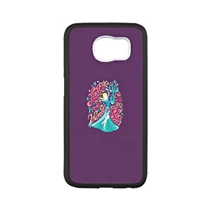 Frozen Let It Go Samsung Galaxy S6 Cell Phone Case White DIY gift pp001-6388102