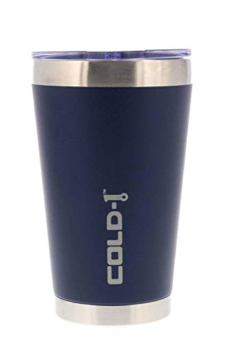 Reduce Cold-1 Insulated Tumbler Cup with Lid - Pint Size,
