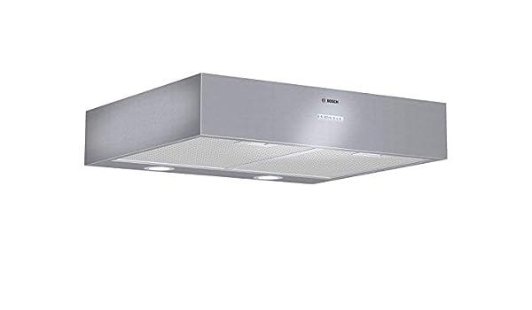 Bosch Serie 4 DHU665EL - Campana (360 m³/h, Canalizado/Recirculación, E, A, C, 48 dB): Amazon.es: Grandes electrodomésticos