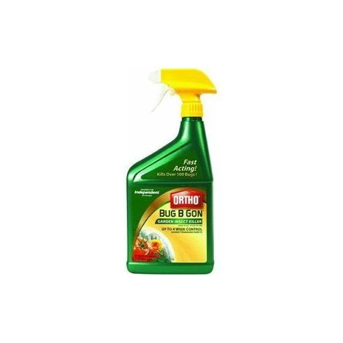 Scotts Company 1600710 Bug B Gon Garden Insect Killer, 32-Ounce