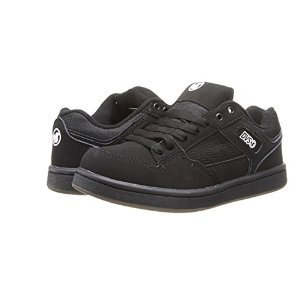 "DVS Kid's ""Durham"" Shoe, Black/ Gum Nubuck (6)"