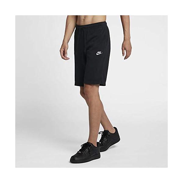 Nike Sportswear Club Short JSY – Short – Sportswear Club JSY – Homme