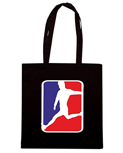 Borsa Shopper Nera WC0316 FREE KICK LEAGUE