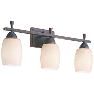 Lithonia Ferros Energy Star 3-Light Indoor Vanity Light