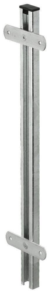 H/öhe 1200 mm C zum Einbetonieren Pitzl Zauns/äulen Profil feuerverzinkt