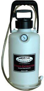Motive Products 1708 Vehicle Fluid Power Extractor System