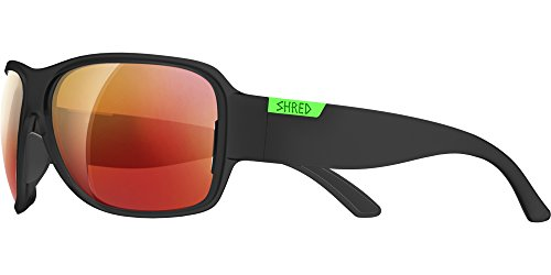 Shred Provocator Noweight Airflow Rapid Photo Sonnenbrille, Black, one size