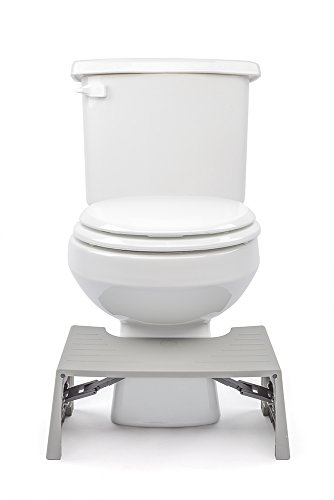 0630950321b Amazon.com  Squatty Potty Porta-Squatty Foldable Toilet Stool  Health    Personal Care