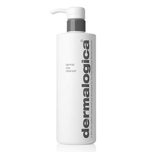 - Dermalogica Dermal Clay Cleanser, 16.9 Fl Oz