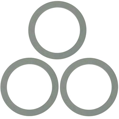 O-Gasket Rubber 3-Pack O-Ring Gasket Seal for Osterizer and Oster Models ()