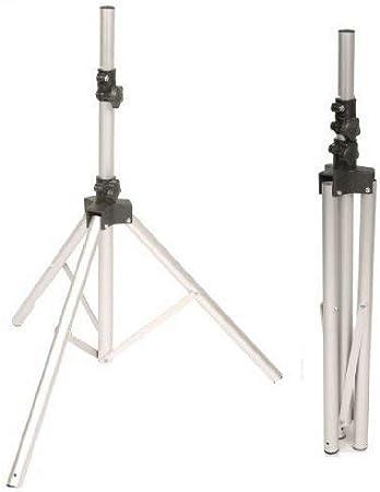 80 cm trípode de aluminio plegable idónea para antenas parabólicas, autocaravanas, Caravan