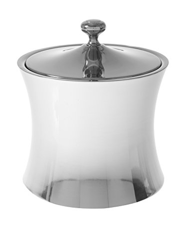 Fortessa Silhouette Ice Bucket with Cover (Ice Sterling Bucket)