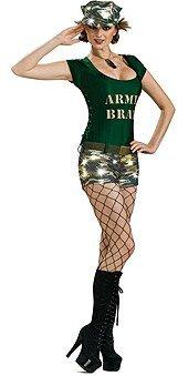 [Army Brat Costume] (Adult Army Brat Costumes)