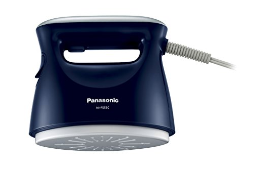 Panasonic Clothing Steamer Press finishing Dark Blue NI-FS530-DA(Japan Import-No Warranty) by Panasonic
