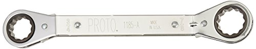 70 Government Box (Stanley Proto J1185-A Offset Ratcheting Box Wrench 3/4X7/8)
