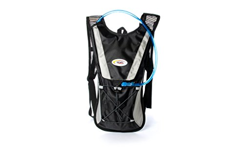 Sport Force Multi Function Hydration Backpack w 2 Liter Water Bladder 5 Colors