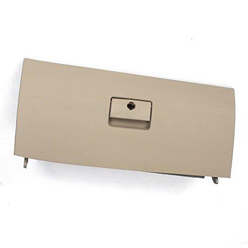 Door Box Lid Glove (SP-Auto Beige Car Glove Box Door Cover Lid Latch For VW Jetta A4 Golf4 MK4 1J1 857 121A)