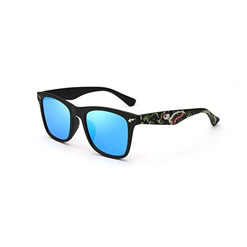 De Aire Sol Gafas 4 Libre Durable Unisex 3 De Al YQ QY Color Moda Turismo Cuadradas Gafas wXFHxTv8