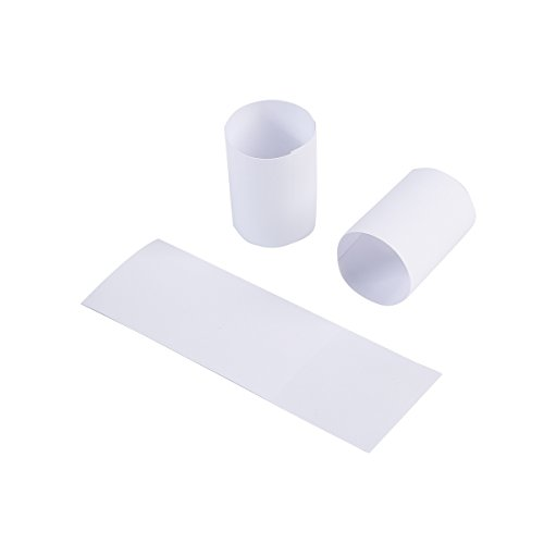 Gmark Paper Napkin Band Box of 500 (White), Paper Napkin Rings self Adhesive GM1055A ()