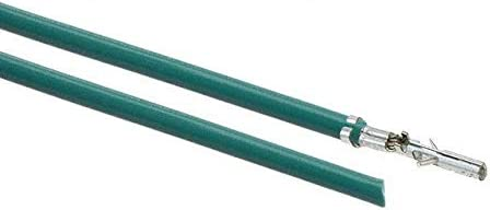 0039000059-03-G4 3 PRE-CRIMP A2015 GREEN Pack of 250