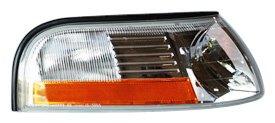 TYC 18-5893-01 Mercury Grand Marquis Passenger Side Replacement Corner/Side Marker Lamp (Grand Marquis Passengers Side Corner)