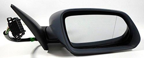 Skoda Octavia Hatchback 6//2004-6//2009 Electric Wing Mirror Primed Drivers Side