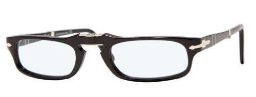 Persol Folding Reading glasses model PO2886V Black - Persol Glasses Folding