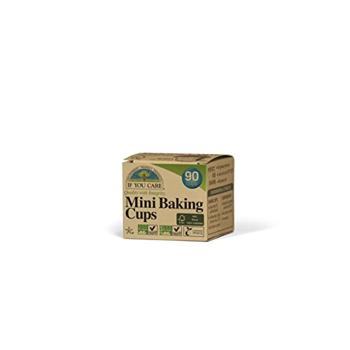 IF YOU CARE Mini Baking Cups, 90-Count Packages (Pack of 24)