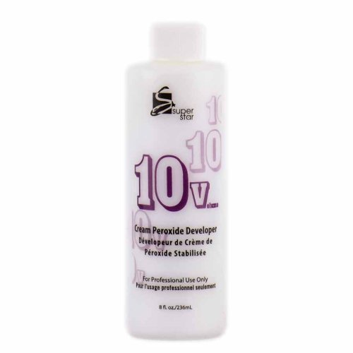 Marianna Super Star Cream Peroxide Developer 10 Volume - 8 oz ()