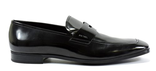 Prada 2DC061 Men's, in pelle, con nappe