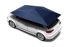 Tradoo Electronic Car Umbrella, Dark Blue