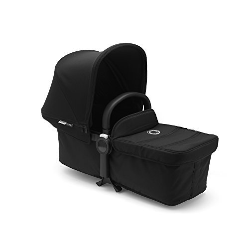 Bugaboo Donkey2 Bassinet Fabric Complete, Black by Bugaboo