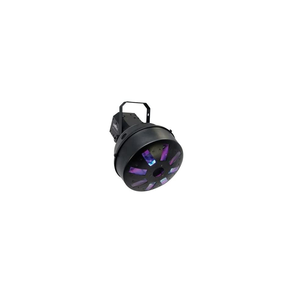 New CHAUVET ELAN 4 Channel DMX 512 LED DJ Light Effect
