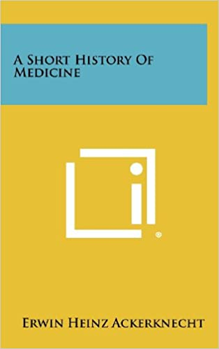A SHORT HISTORY OF MEDICINE EPUB