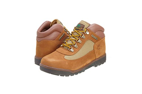 Timberland Leather and Fabric Field Boot ,Sundance,5.5 M US