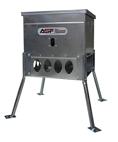 - All Seasons Feeders Turkey Feeder 200lb