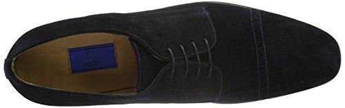 Joop! - Zapatos de cordones para hombre Azul azul oscuro Azul Marino