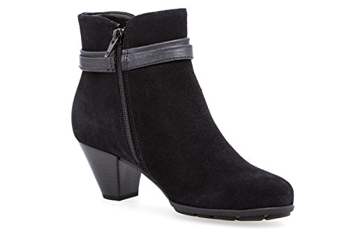 TIFFEY GABOR ANKLE BOOT Blau