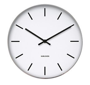 Karlsson Oversized Modern Wall Clock