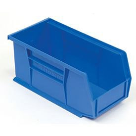 tic Storage Stacking Hanging Akro Bin, 11-Inch by 5-Inch by 5-Inch, Blue, Case of 12 (Akro Storage Bin)