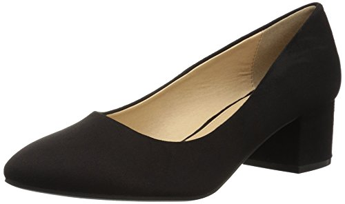 CL by Chinese Laundry Women's Highest Dress Pump, Black Suede, 7 M US -